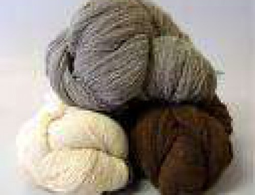 Sales (Animals, Fiber, Yarn)